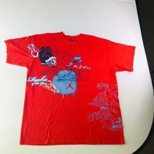 Michael Jordan tshirt shirt basketball sz 3XL